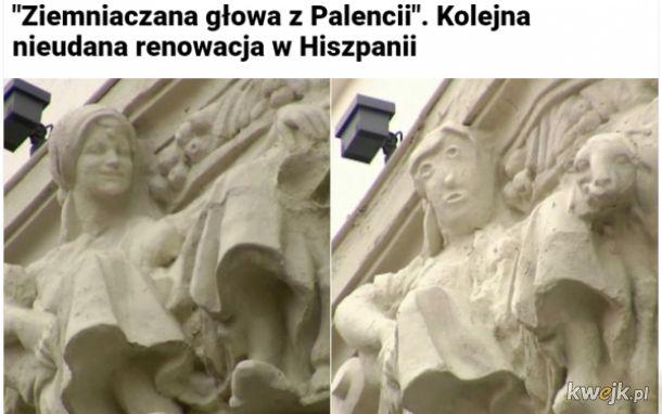 Hiszpańska renowacja