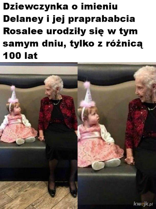 Różnica 100 lat