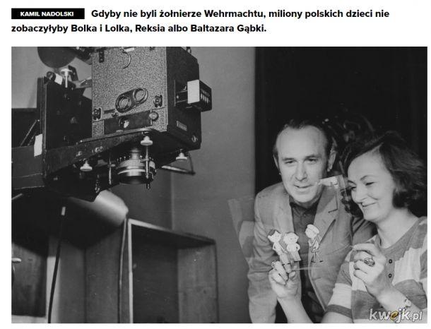 To Alianci walczyli z Niemcami o kreskówki dla Polaków, czy żeby nie było dobranocki? (Newsweek uczy i  bawi)