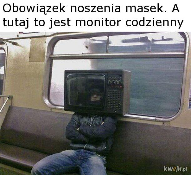 Codziennie patrzysz w telewizor