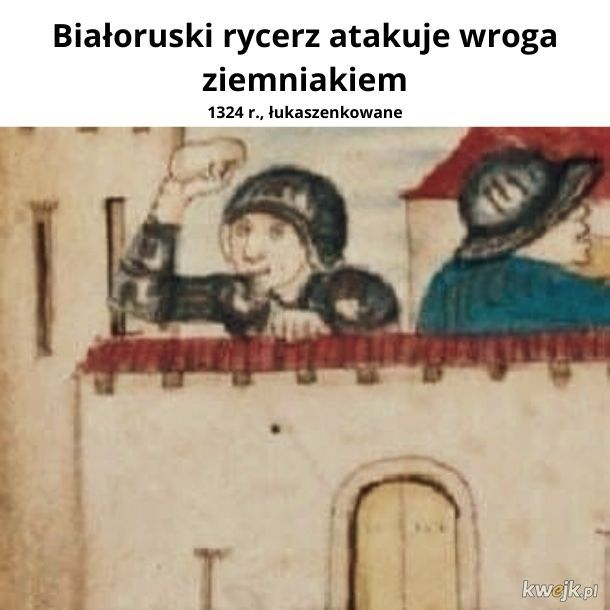 Byli białoruscy rycerze?