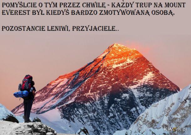 Trupy na Mount Everest
