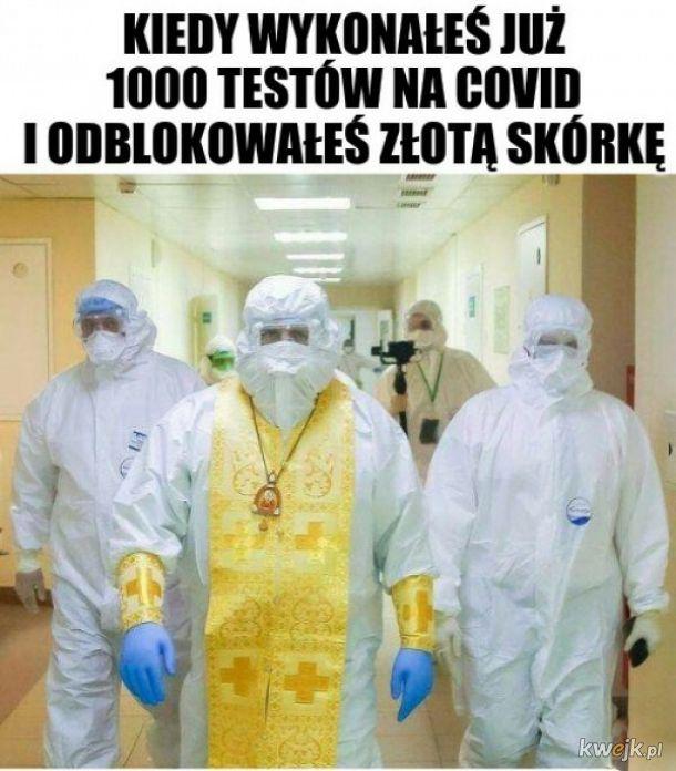 Testy na covid