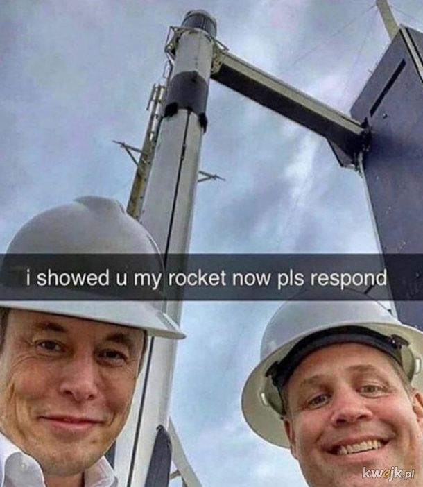 Moja rakieta