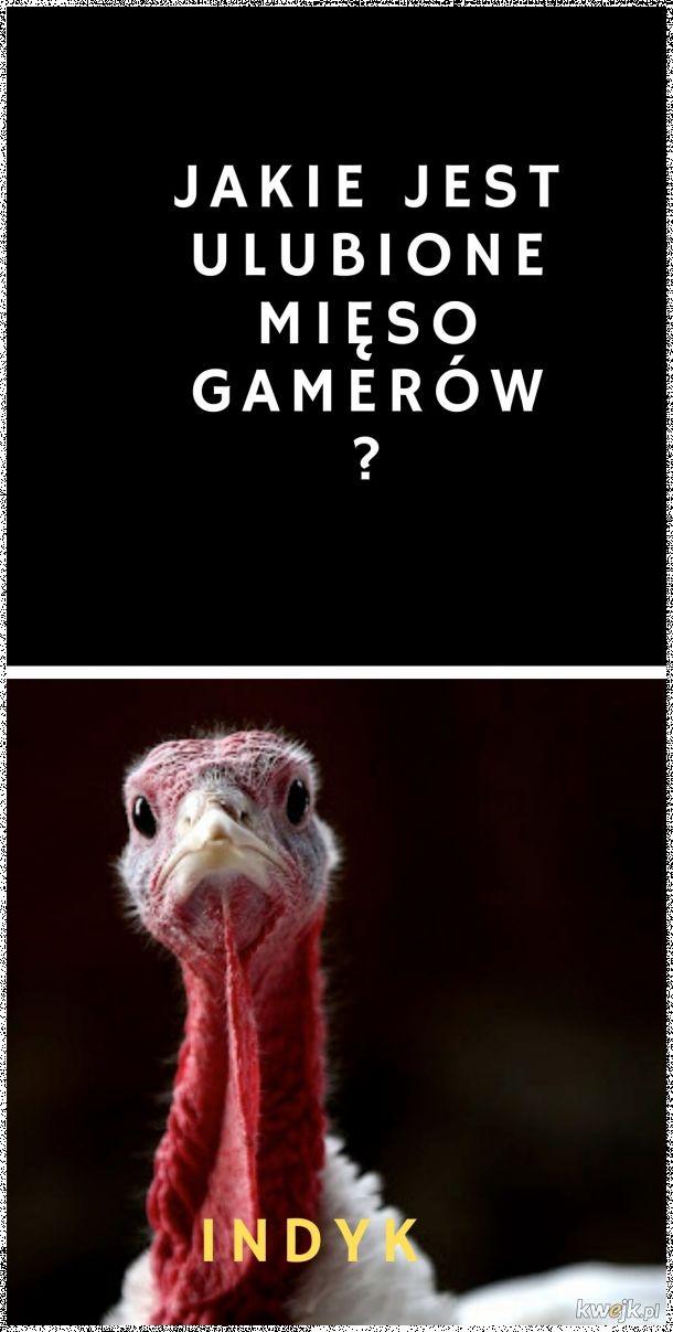 Mięso gamerów