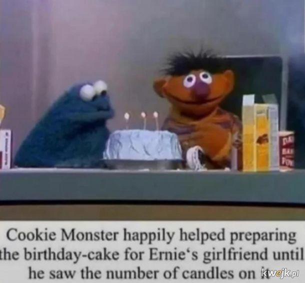 emm, Ernie?