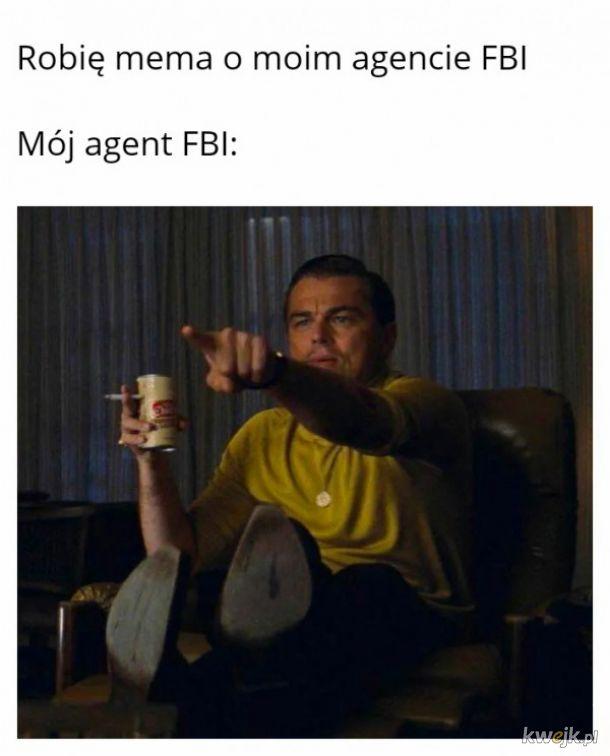 Mój agent FBI