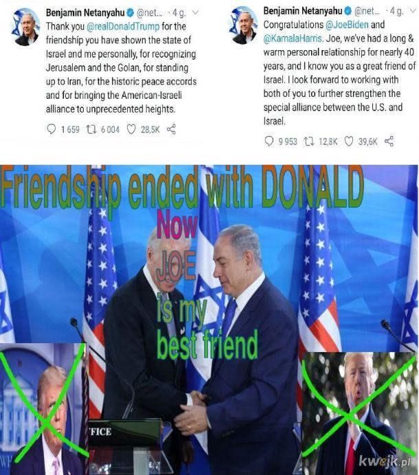 Now Joe Is My Best Friend