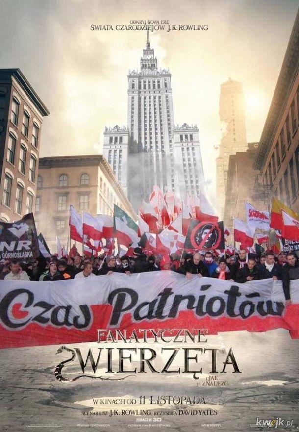 Reakcja internautów na wydarzenia podczas Marszu Niepodległości 2020