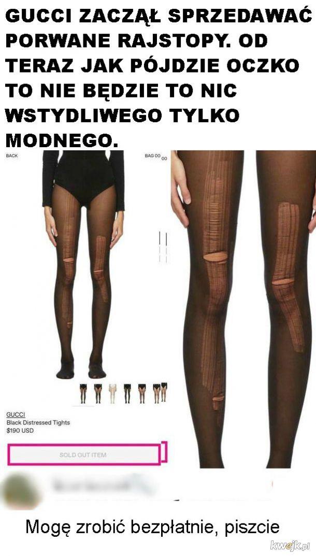 Moda jest nienormalna