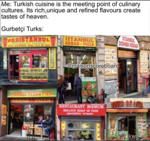 Bogata turecka kuchnia