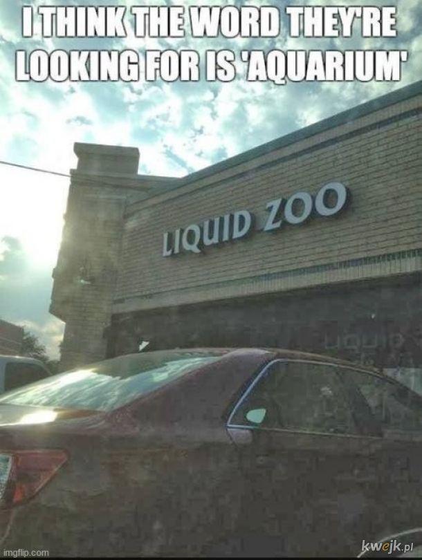 Płynne zoo