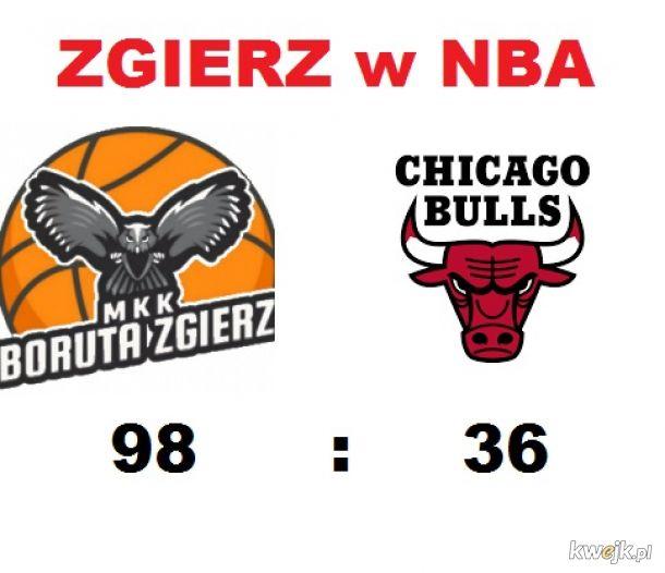 Zgierz w NBA