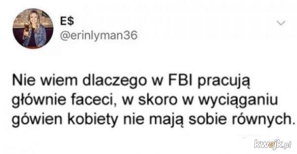 Praca w FBI