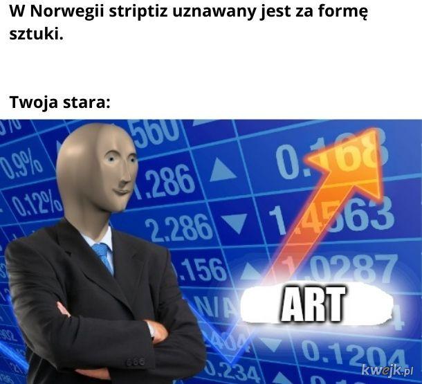 Twoja stara w Norwegii