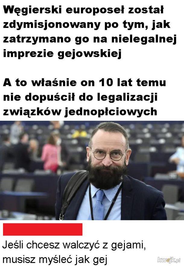 Węgierski europoseł