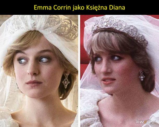 """""""The Crown"""" kontra rzeczywistość, czyli świetna robota charakteryzatorów i ludzi od castingów"""