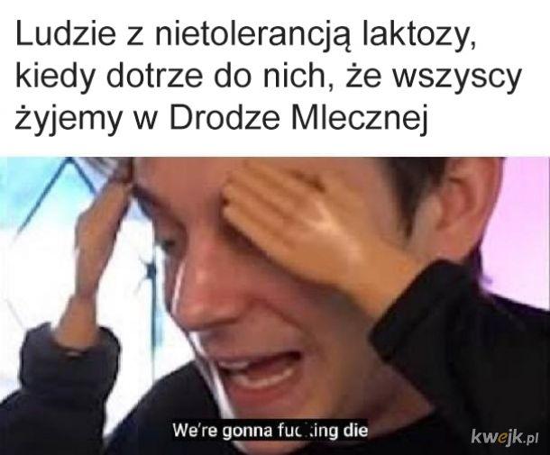 Wszyscy umrzemy!