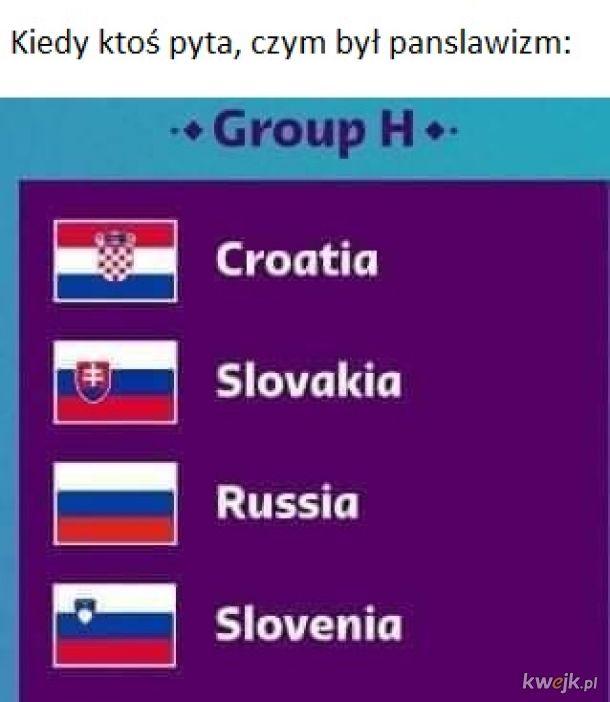 Żądam włączenia niebieskiego do flagi Polski