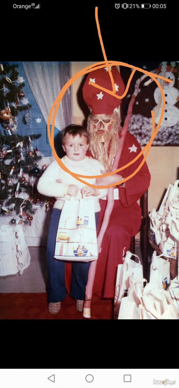 Wymarzony Mikołaj