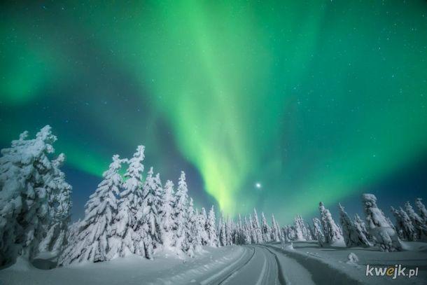 Oto dlaczego Mikołaj wybrał Laponię na swoją siedzibę
