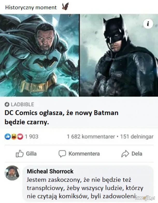 Bat... Man?