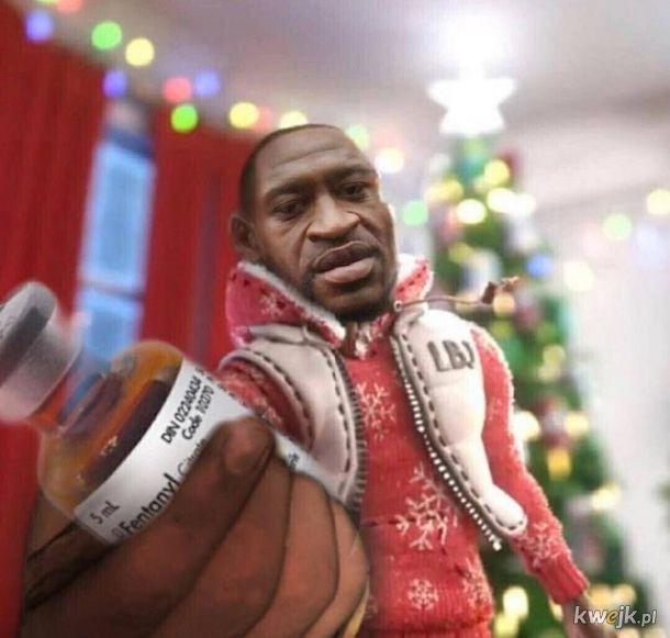 Świąteczny George