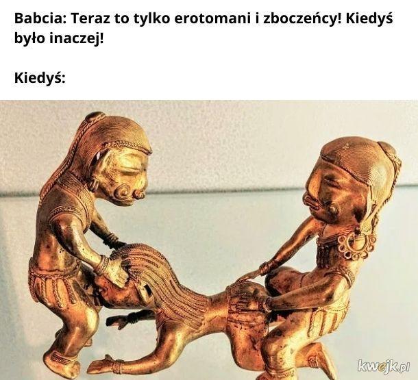 Dla zainteresowanych: rzeźba kultury Tairona (Ameryka Południowa)
