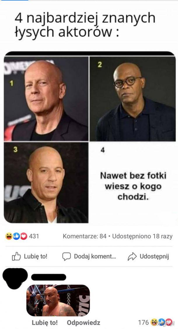 4 aktorów