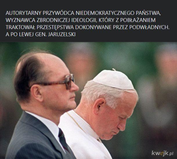 Nie ma żadnego dowodu, że papież wiedział!