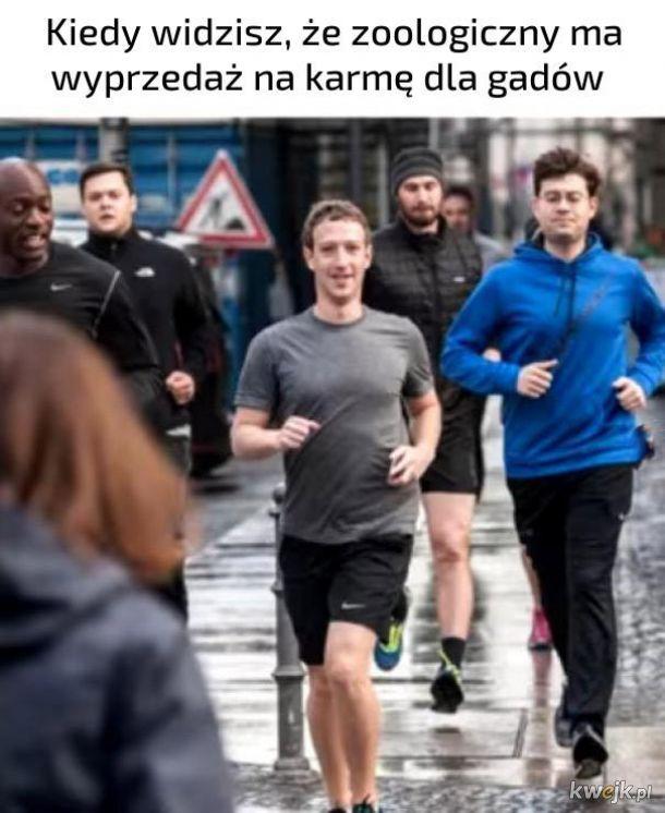 Już biegnę