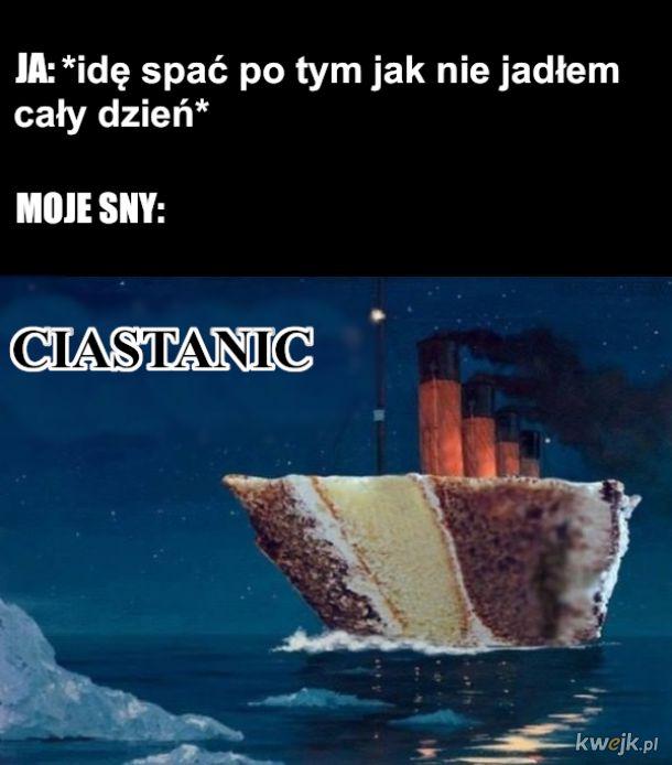 Statek zatonie w kwasie w brzuszku