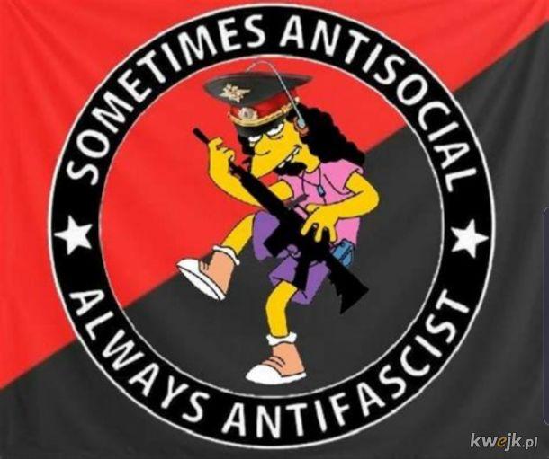 Bij faszyzm!
