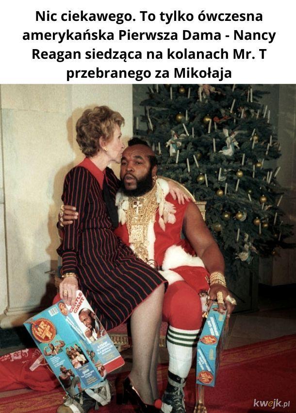 Święta w 1983 roku w Białym Domu