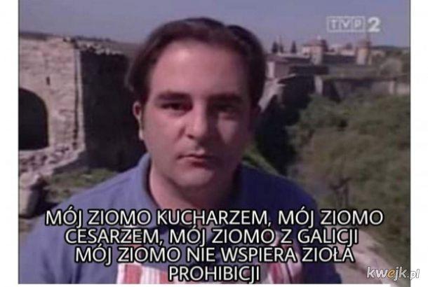 Mój ziomo Makłowicz