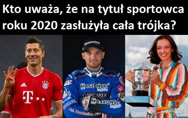 Sportowiec roku