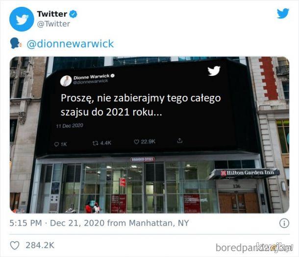Twitter wybrał 10 tweetów, które najlepiej opisują rok 2020