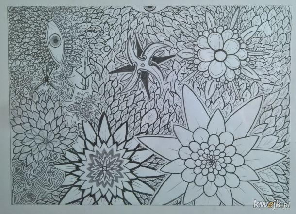Bohomaz - Kwiaty Myśli