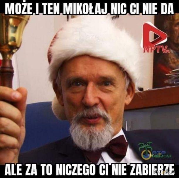 Takich Mikołajów sobie i wam wszystkim życzę! ;)
