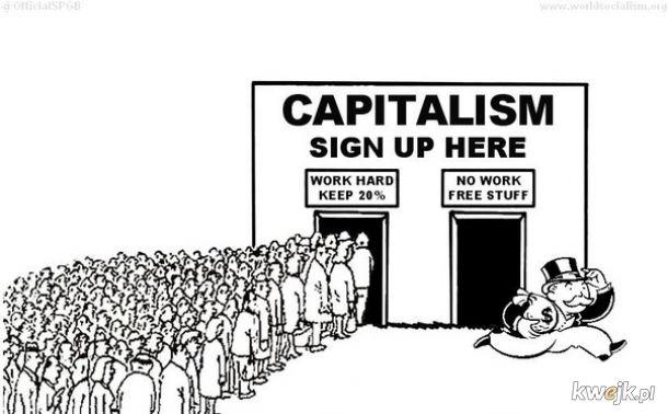 Cienszko praco ludzie sie bogaco (ArBeit macht frei)