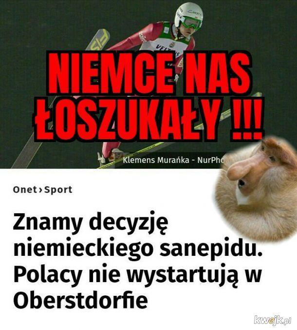 Ale nikt nie wpadł na pomysł, żeby zrobić badania w Polsce?