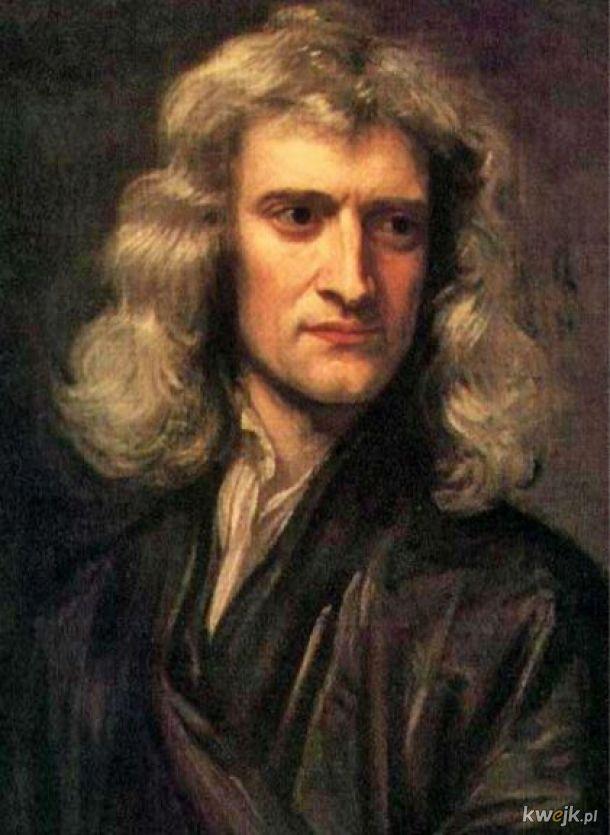 Dziś mija 378. rocznica urodzin Isaaca Newtona