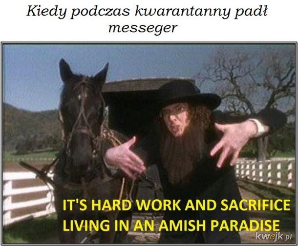 W internecie możesz śmiać się z Amiszów. Nawet się nie obrażą!!!
