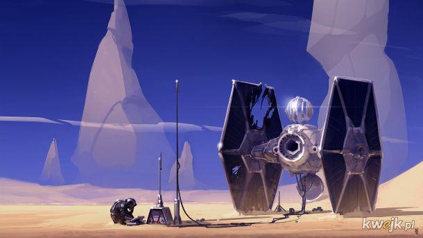 """""""Dołącz do marynarki"""" mówili... """"Zwiedzaj Galaktykę"""" taka ich mać...."""