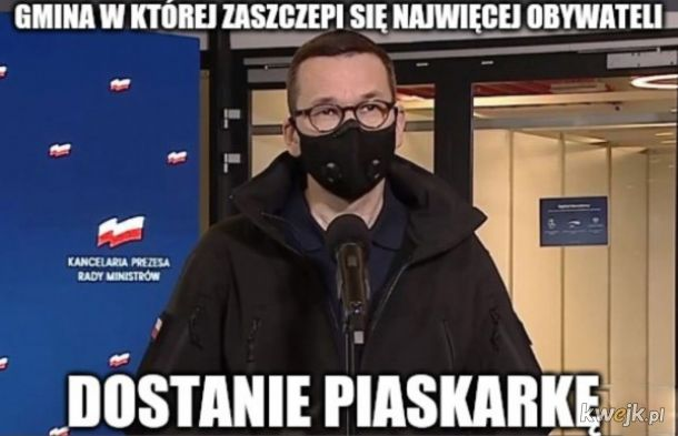 Szczepienia w Polsce