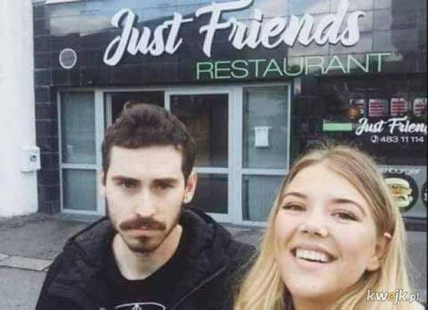 Tylko przyjaciele