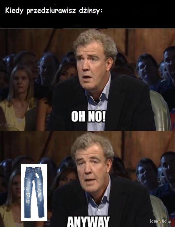 Dżinsy z dziurami