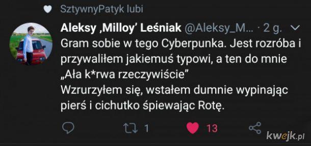 Wzruszający Cyberpunk