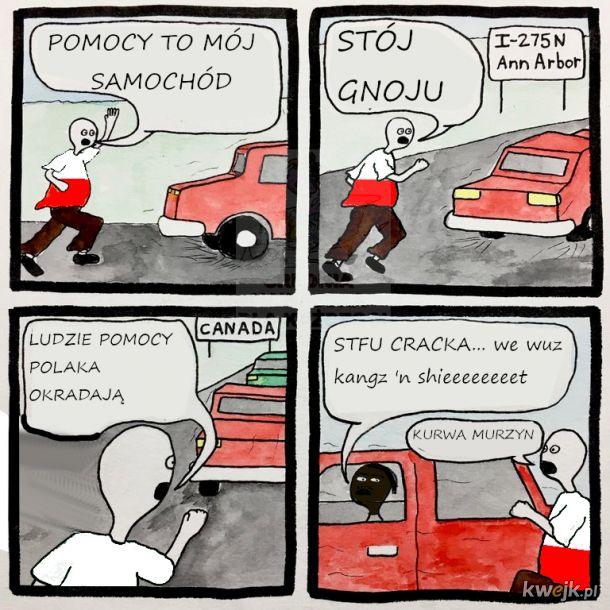 Smutna historia Polskiego emigranta w USA