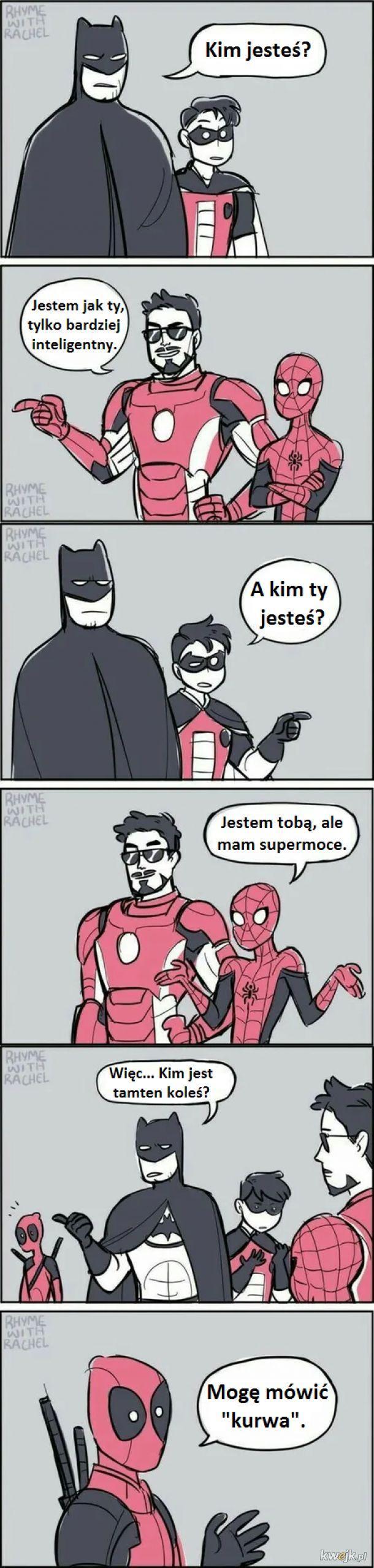 Pewnie było. Deadpool FTW!